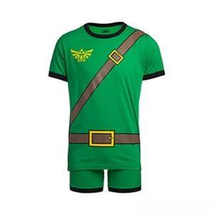 The legend of Zelda pajama set
